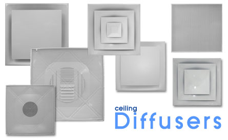 DIFFUSERS CEILING